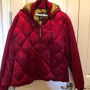 Eddie Bauer Down Jacket size XXL